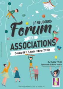 Forum des associations du Neubourg